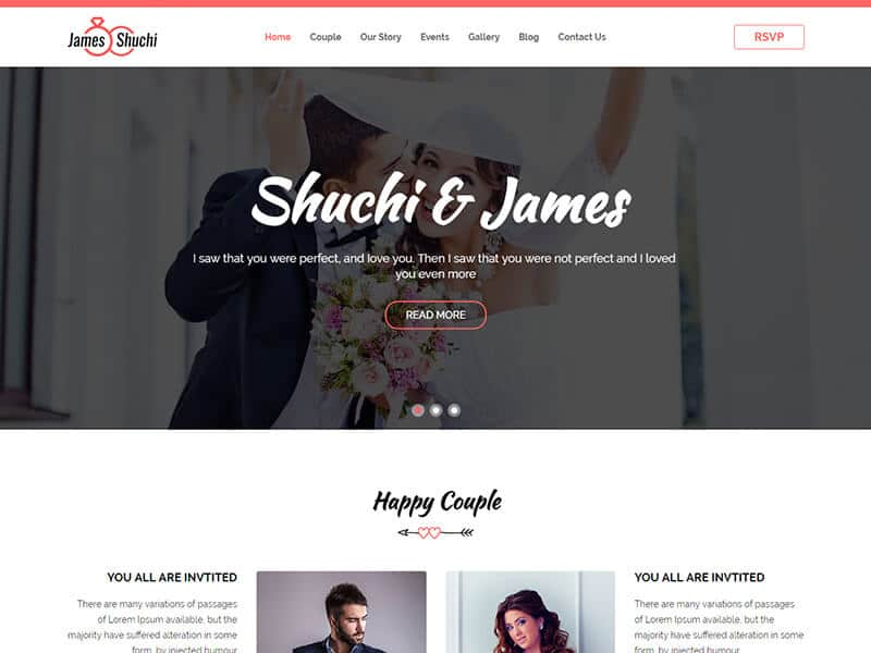 James - Minimal Portfolio HTML Template